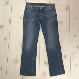 Lucky brand Sundown Straight Dungarees Jeans 8